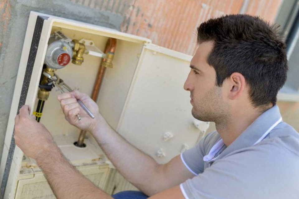 gas line inspection